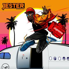 Listen to the Jester's Podcast Episode - Feel Up Radio Guest