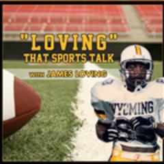 Loving that Sports Talk