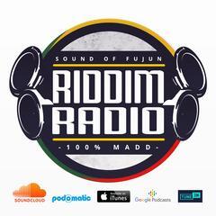Listen to the RIDDIM RADIO (DANCEHALL REGGAE) Episode - BRIGHTER