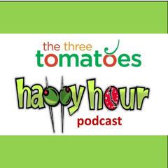 The Three Tomatoes Happy Hour