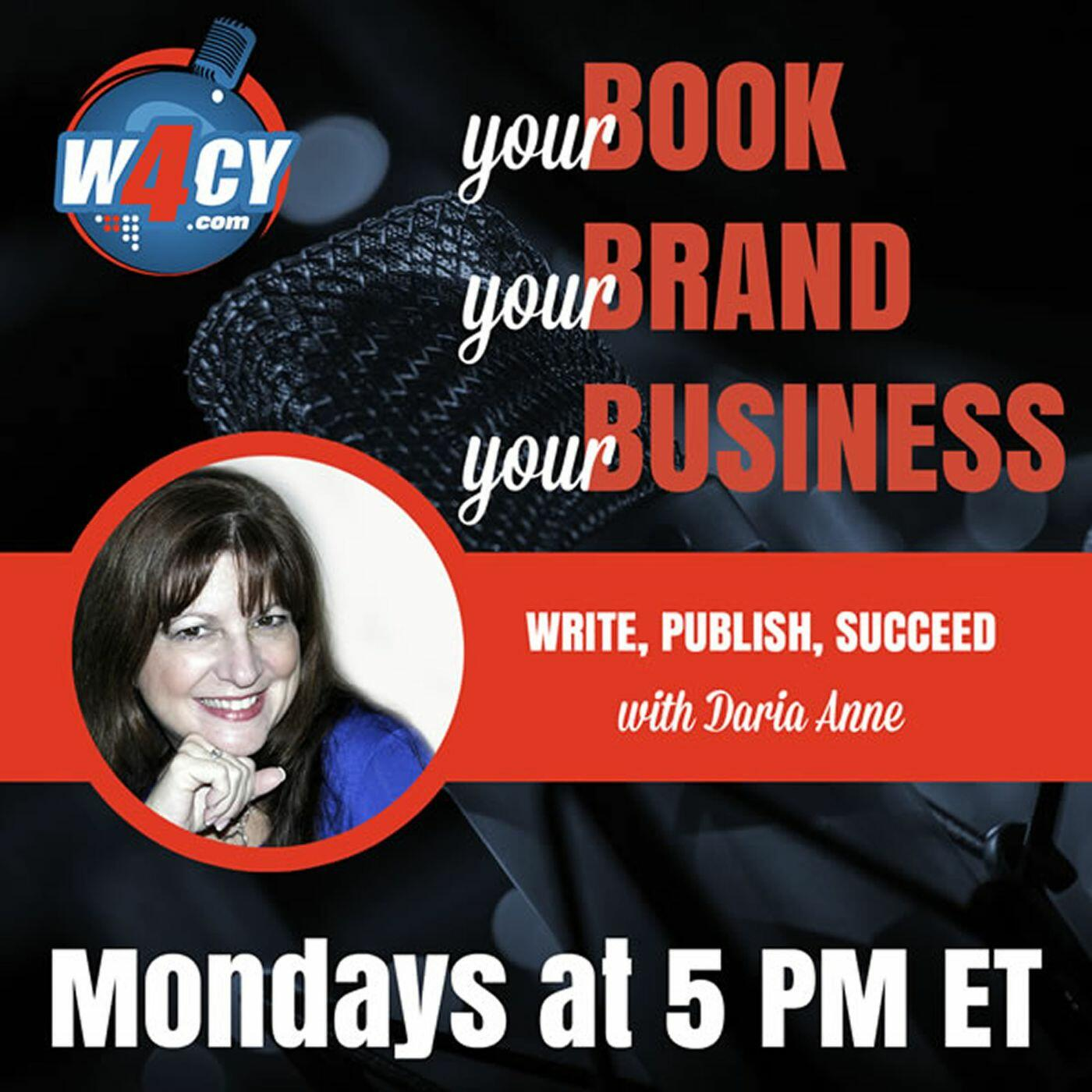 Listen to the Your Book, Your Brand, Your Business Episode - Heal Your Past & Live Today on iHeartRadio | iHeartRadio