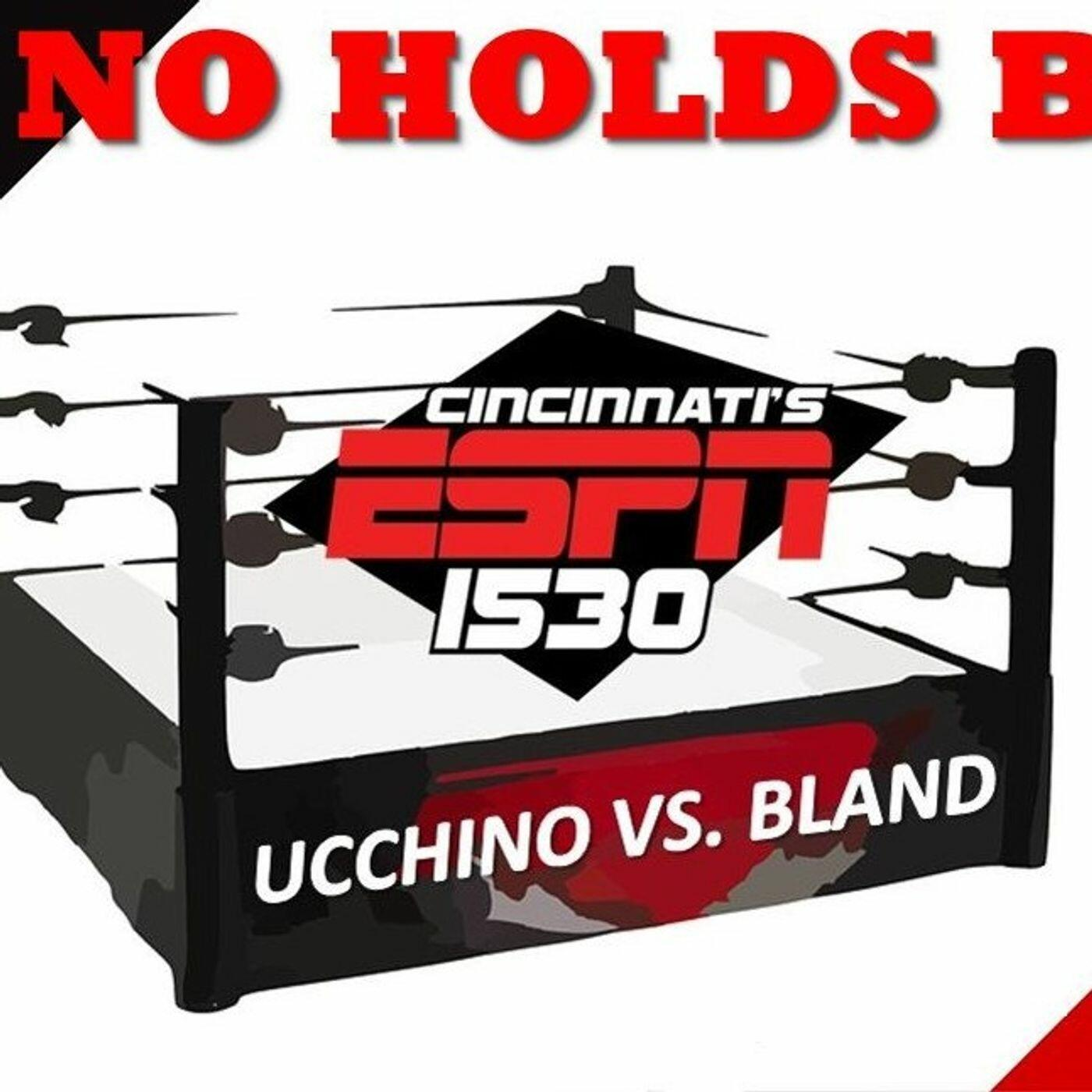 Listen to the No Holds Barred Episode - Rick Ucchino & Tarren Bland Presents: The NHB Podcast: Eric Bischoff Out of WWE AGAIN on iHeartRadio | iHeartRadio