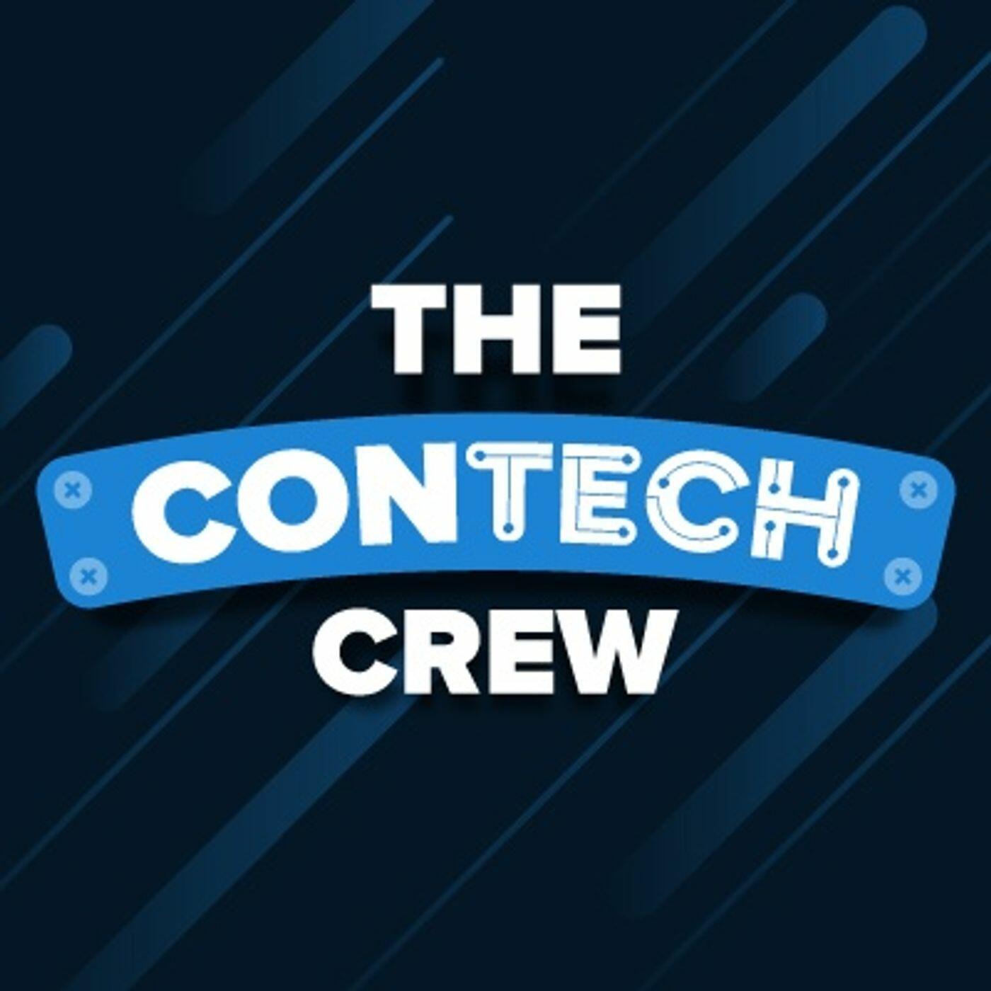 Listen to the ConTechTrio - Talking Construction Tech Episode - The