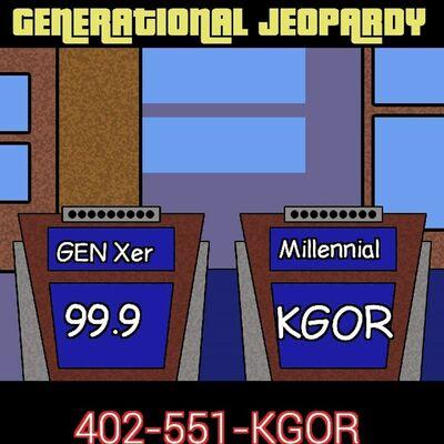 Generational Jeopardy