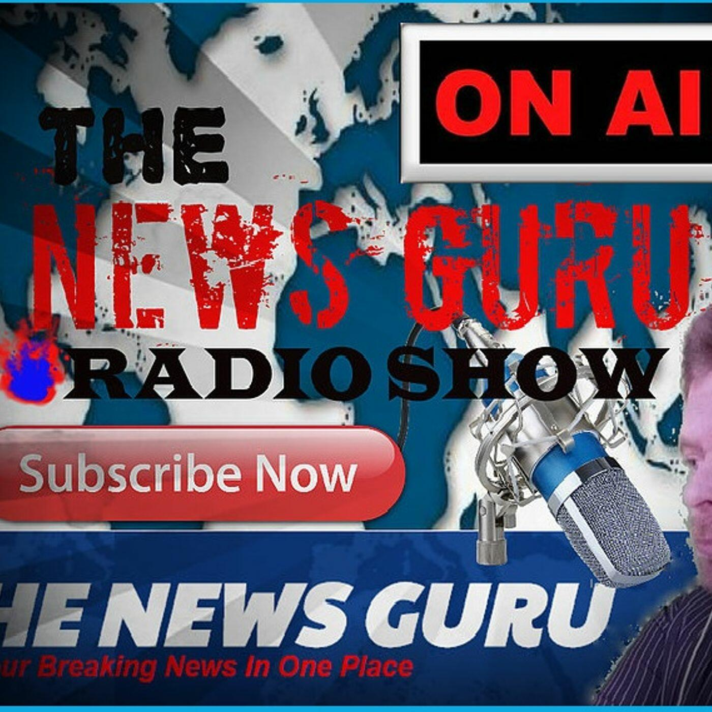 Listen Free to The News Guru Podcast on iHeartRadio Podcasts