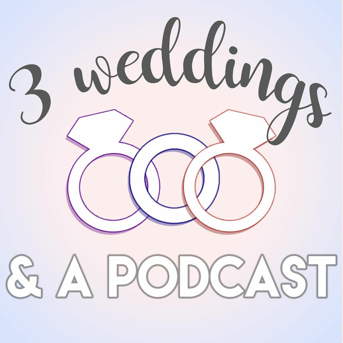 Listen to the 3 Weddings & A Podcast Episode - How do we stuff our faces AND save money?! on iHeartRadio | iHeartRadio