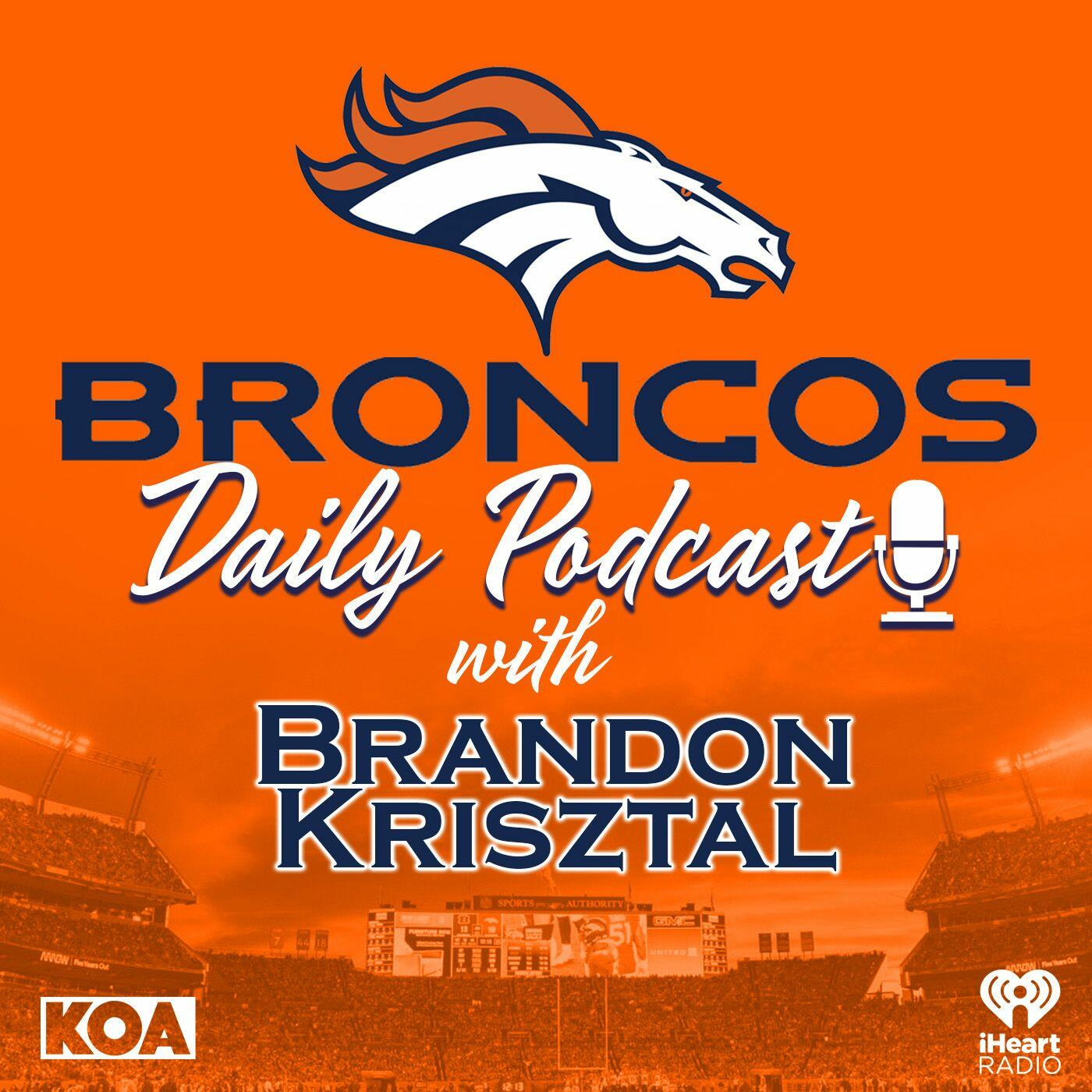 Listen to the Broncos Daily Podcast Episode - BK welcomes Broncos Country Tonight - 10-11-19 on iHeartRadio | iHeartRadio