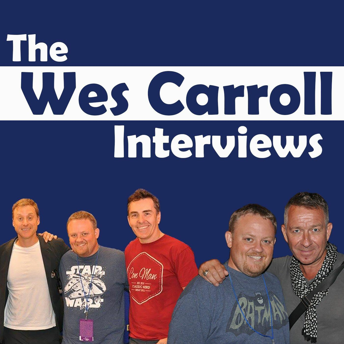 Listen to the The Wes Carroll Interviews Episode - In Conversation with the Teenage Mutant Ninja Turtles on iHeartRadio | iHeartRadio