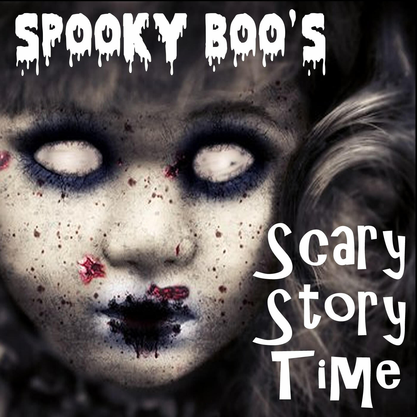 Listen to the Spooky Boo's Scary Story Time Episode - Two Spine