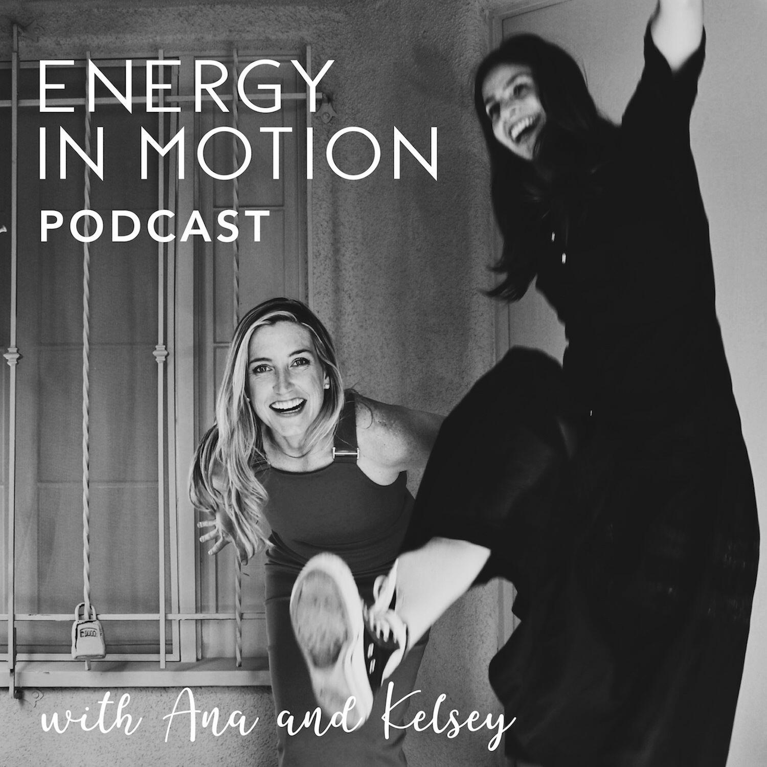 Ana Ayora Age listen free to energy in motion podcast with ana ayora