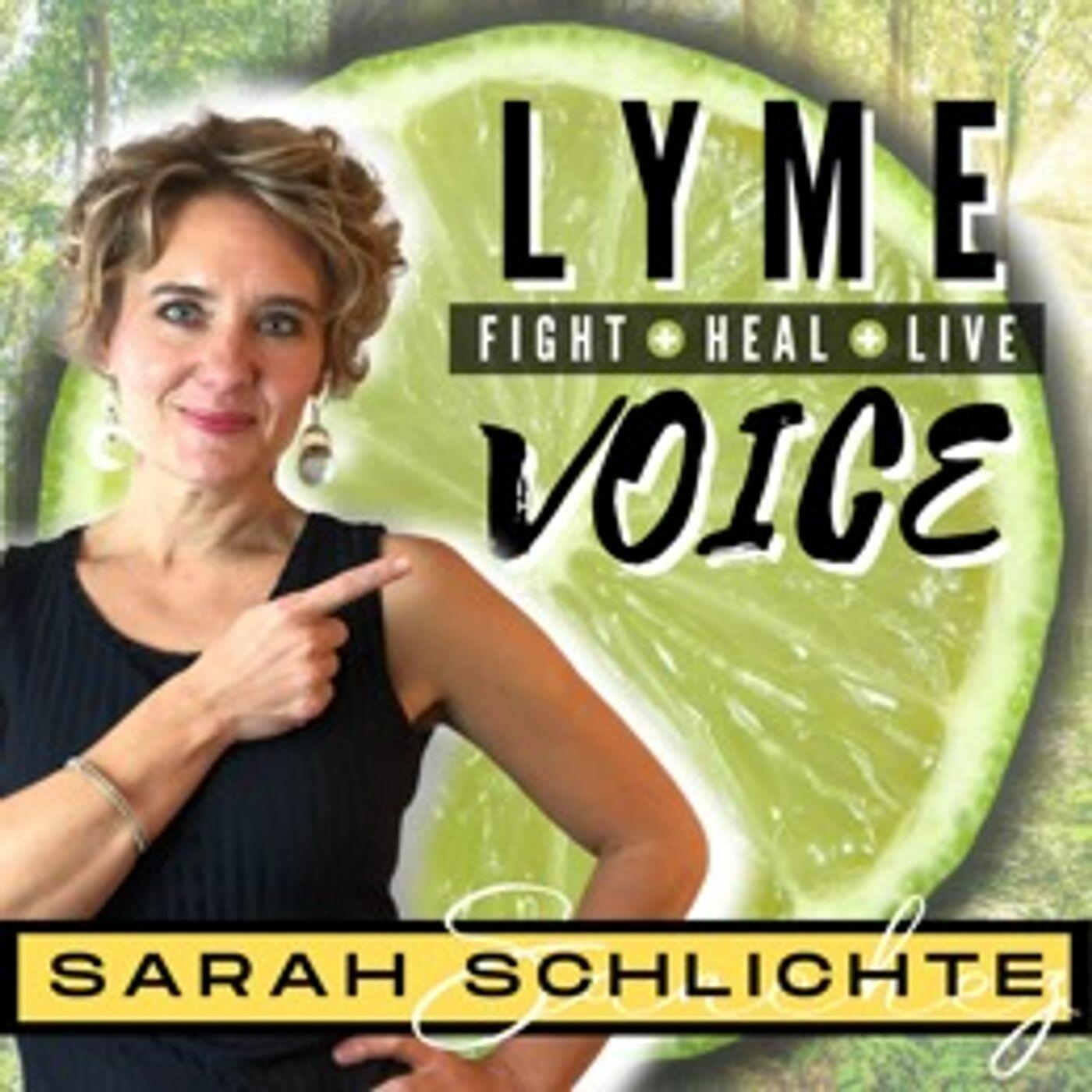 Listen to the Lyme Voice Radio, Discussing your Lyme Disease Journey