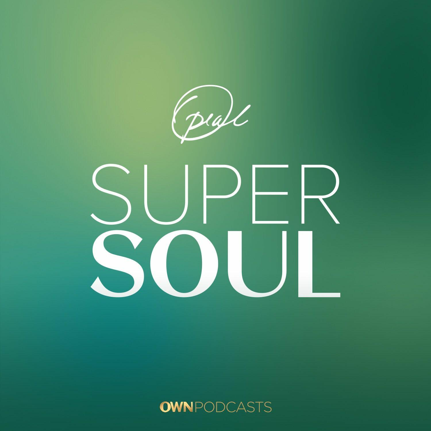 Oprah's SuperSoul -Podcasts to listen to for personal growth