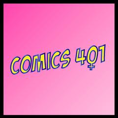 Listen to the Comics 401: Wonder Woman Podcast Episode