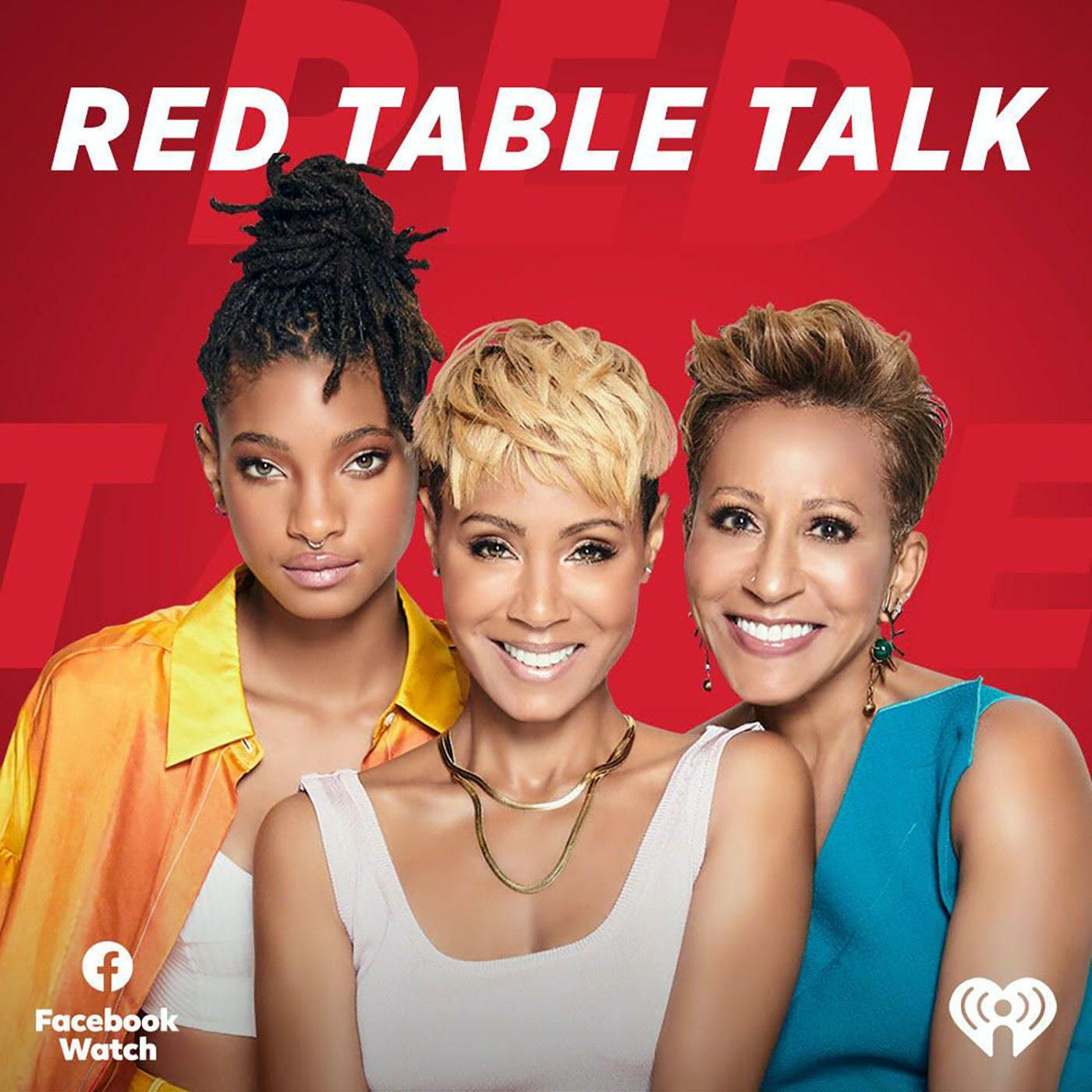 Red Table Talk  iHeartRadio
