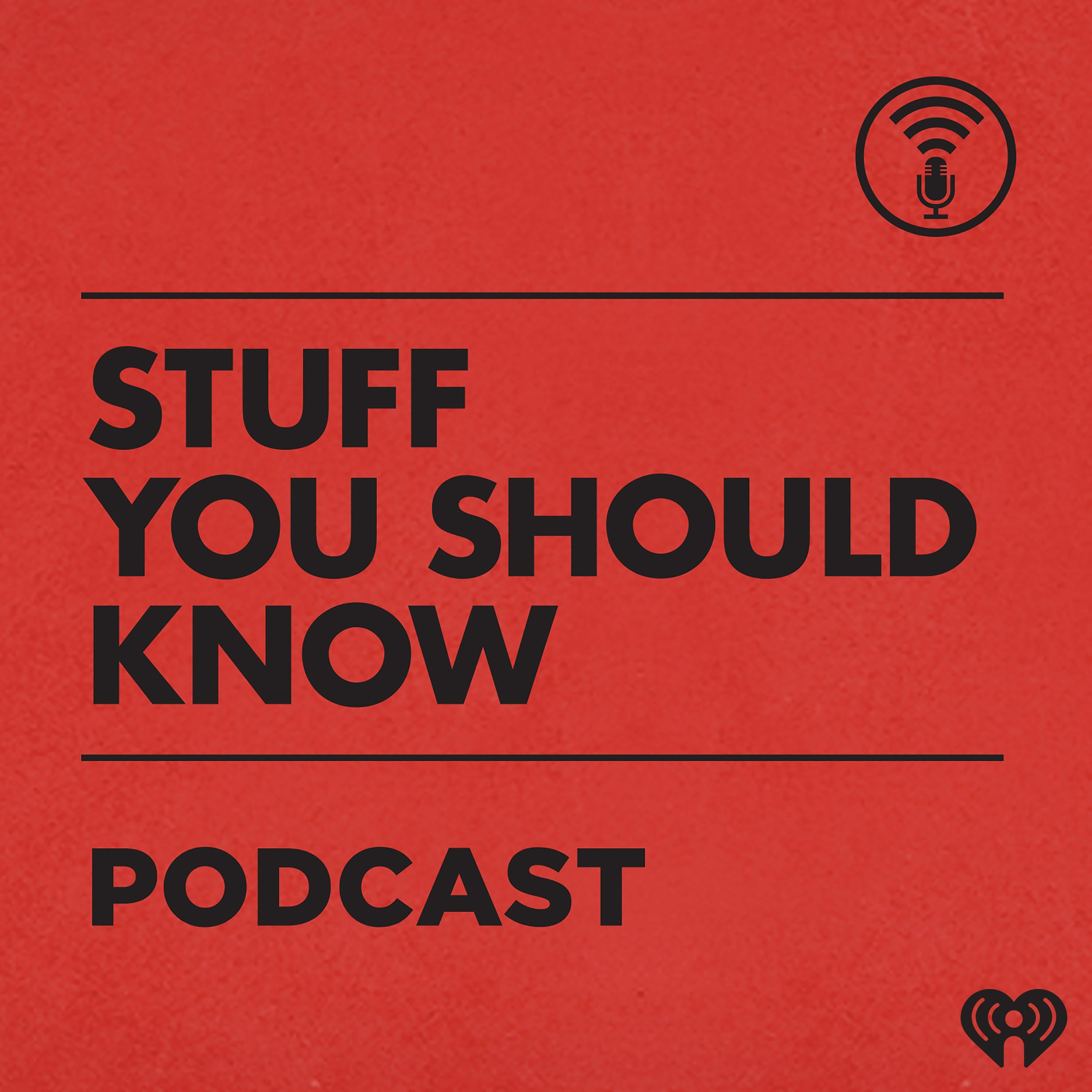 Listen to the Stuff You Should Know Episode - How the Concorde Worked on iHeartRadio | iHeartRadio