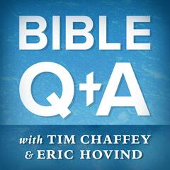 Listen to the Bible Q&A Podcast Episode - Episode 4 - Did