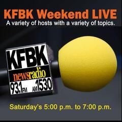 KFBK Weekend LIVE