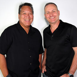 Rick Hamada & Scotty B