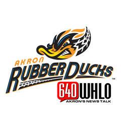 Akron RubberDucks Baseball on 640 WHLO
