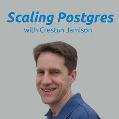 Listen Free to Scaling Postgres on iHeartRadio Podcasts