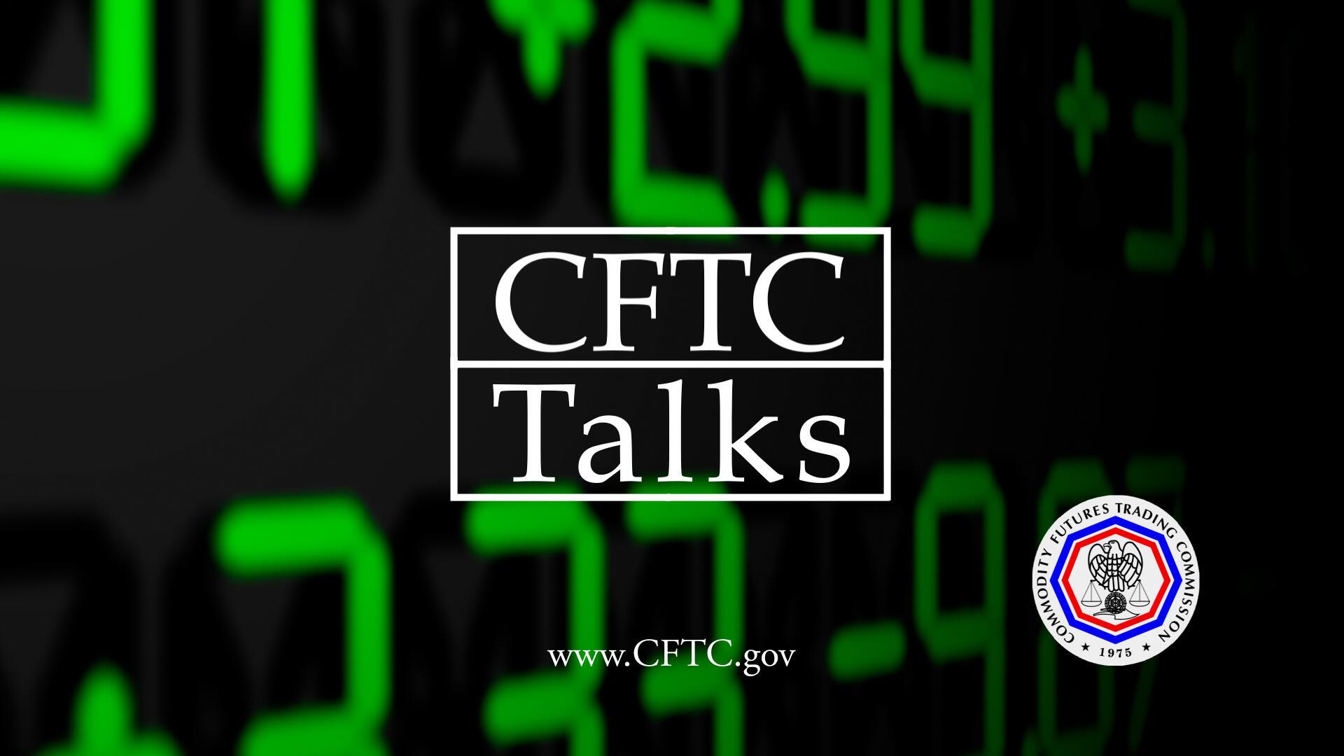 Listen to the CFTC Talks Episode - CFTC Talks EP053: MARK YALLOP