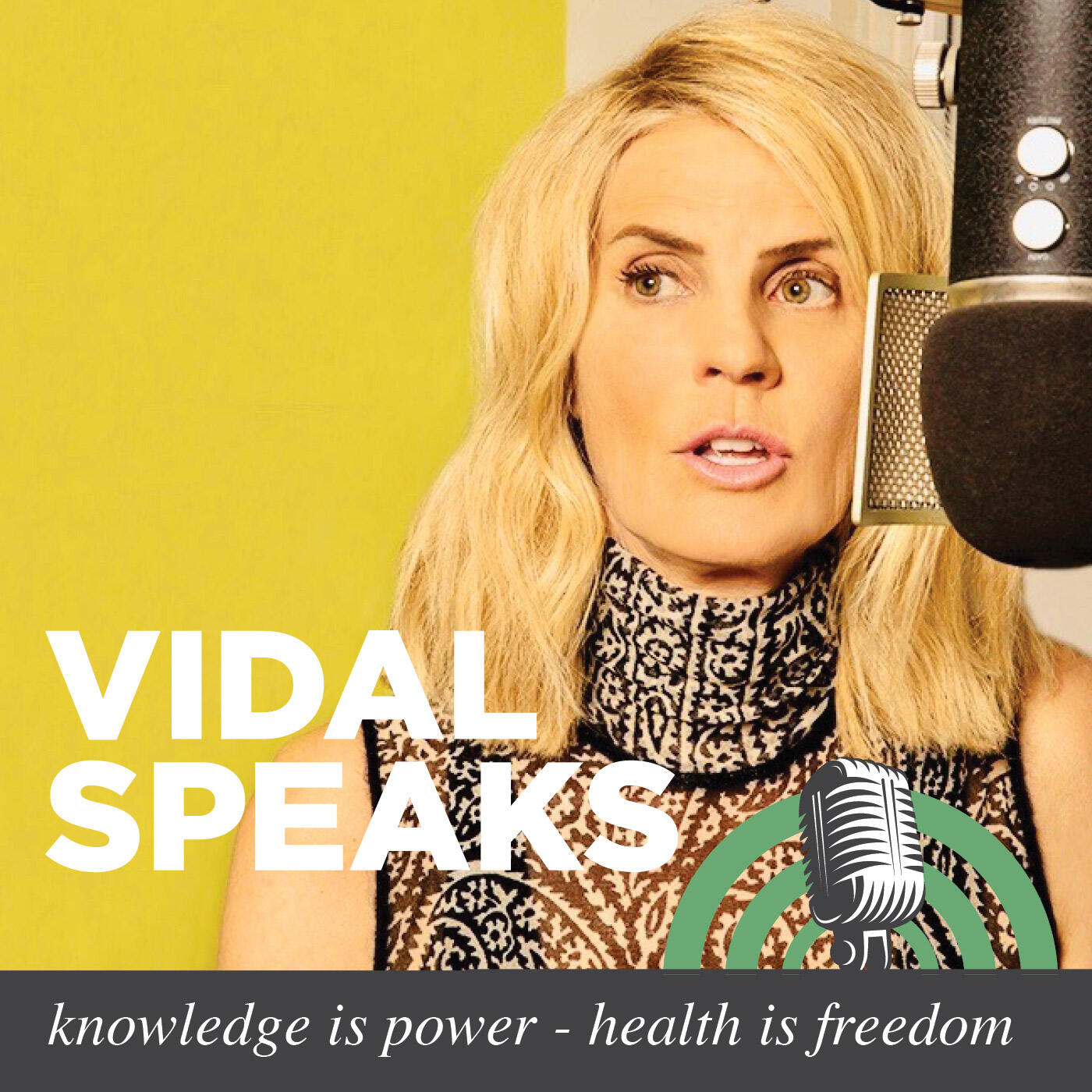 Listen to the vidalSPEAKS Episode - Homeopathic Drainage