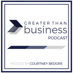 Greater Than Business Podcast