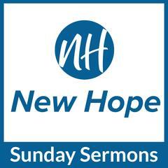 Listen to the New Hope UMC Sunday Sermon Podcast Episode - Hold Onto
