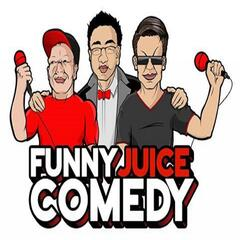 Listen to the Funny Juice Comedy Episode - Episode 172