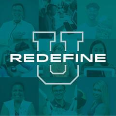 Redefine U