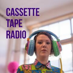 Cassette Tape Radio by Talia Randall