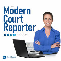 The Modern Court Reporter