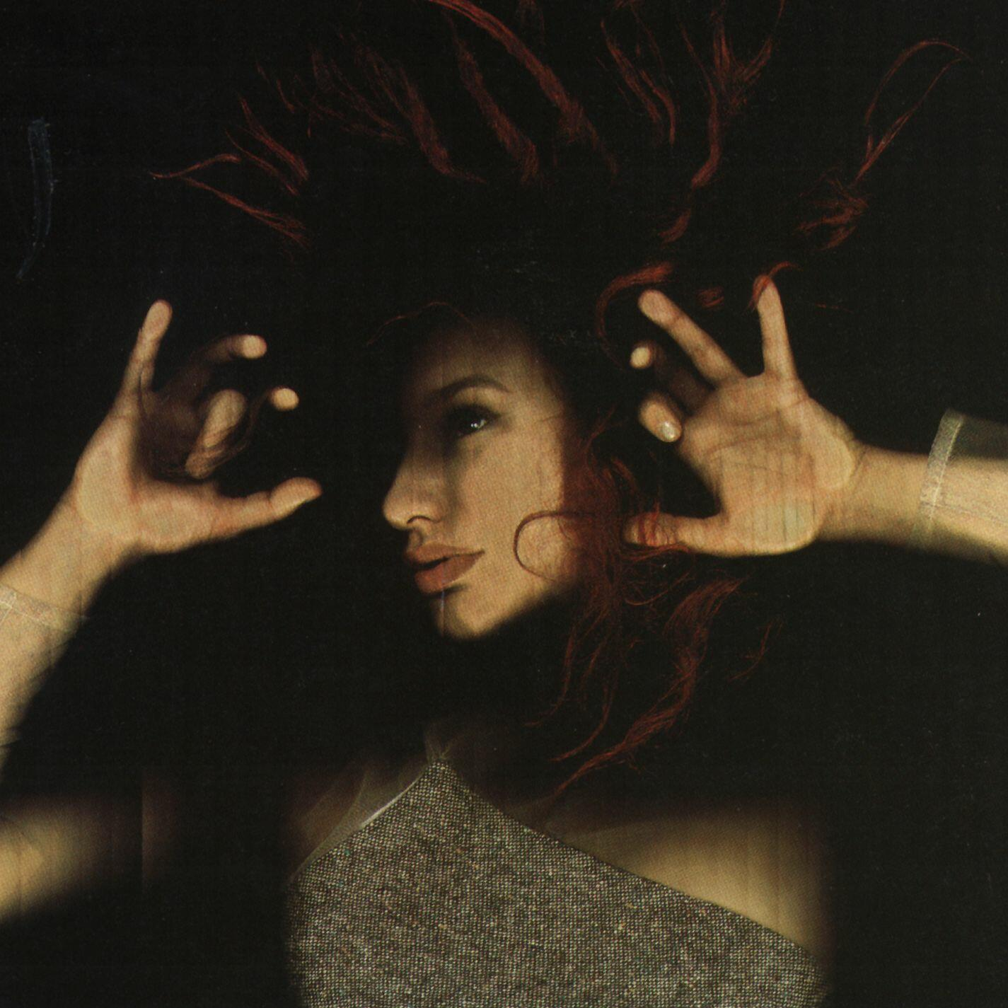 photoshoot picture of Tori Amos for her album From Choir Girl Hotel