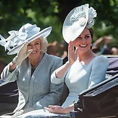 """Duchess Camilla Reportedly Didn't Approve Of """"Pretty Dim"""" Kate Middleton"""