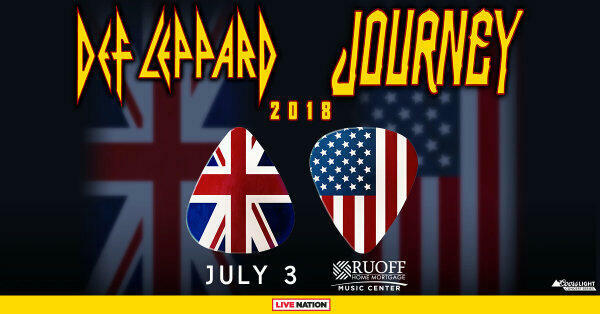 Def Leppard Tour  Win Tickets