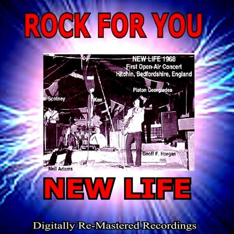 Rock for You - New Life