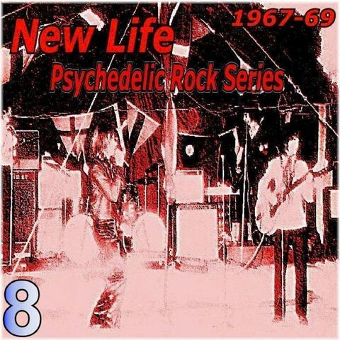 Psychedelic Rock Series, 8