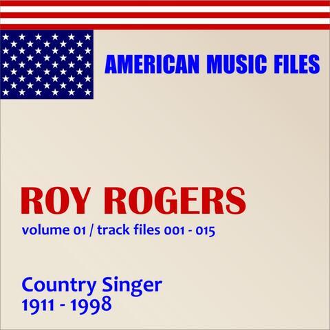 Roy Rogers, Vol. 1