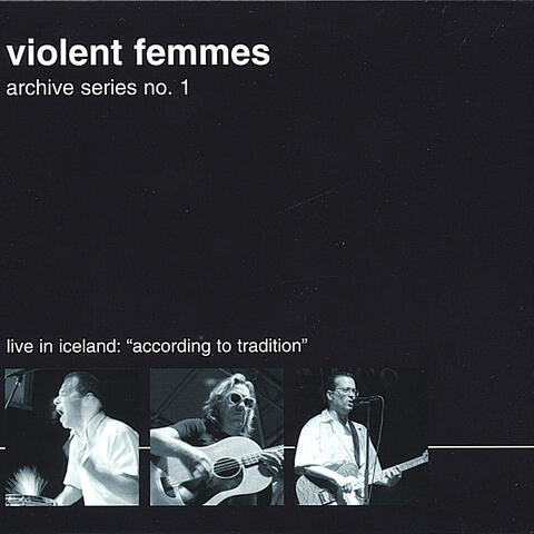 Archive Series No. 1 Live In Iceland