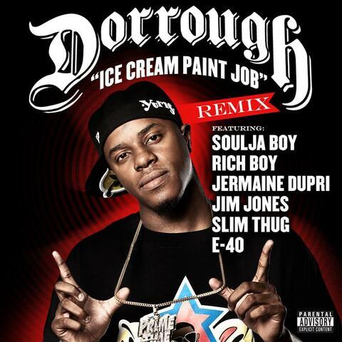 Ice Cream Paint Job Remix Feat. Soulja Boy, Rich Boy, Jermaine Dupri, Jim Jones, Slim Thug & E-40