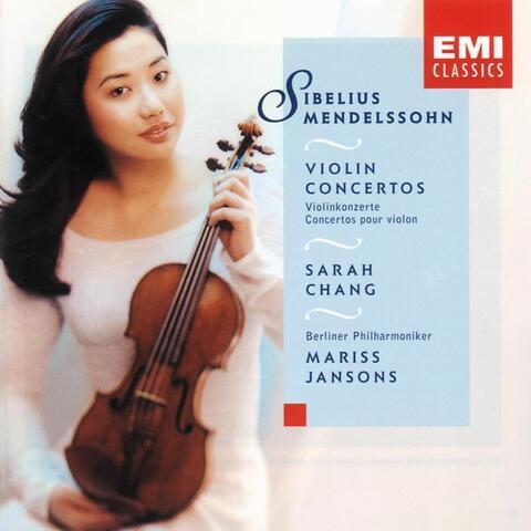Sibelius & Mendelssohn: Violin Concertos