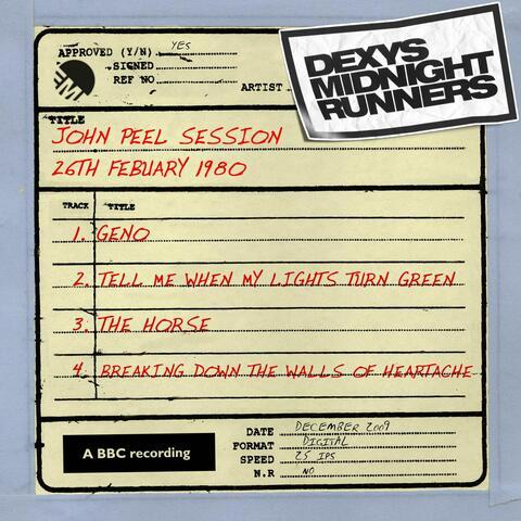 John Peel Session [26th February 1980, rec 26/2/80 tx 13/3/80]