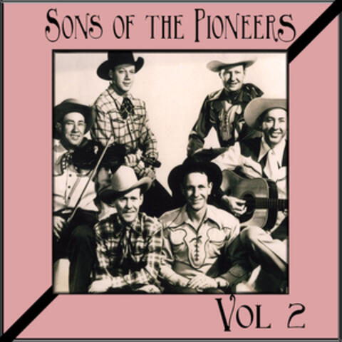 Sons Of The Pioneers Vol 2