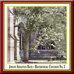 Bach: Brandenburg Concerto No.2 - (1) Part I