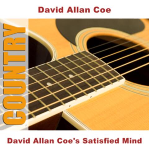 David Allan Coe's Satisfied Mind