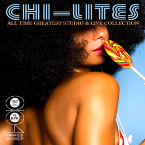 All Time Greatest Studio & Live Collection
