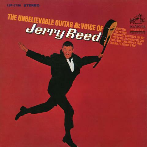 The Unbelievable Guitar & Voice of Jerry Reed