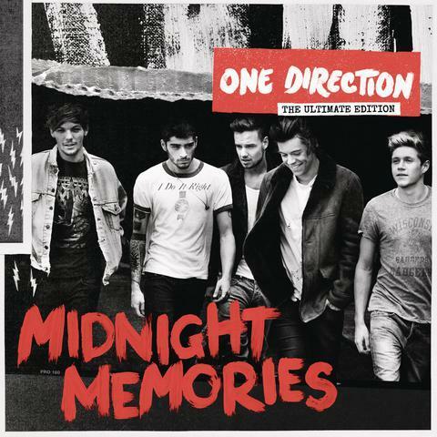 Midnight Memories (Deluxe)