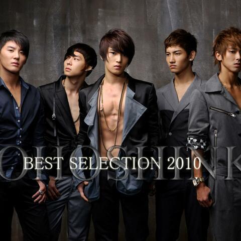 Dong Bang Shin Ki Best Selection 2010 Vol1