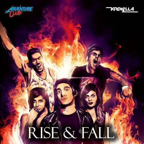 Rise & Fall (Krewella Remix) (feat. Krewella)